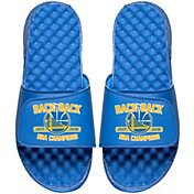 ISlide 2018 NBA Champions Golden State Warriors Slide Sandals