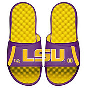 ISlide LSU Tigers Logo Slide Sandals