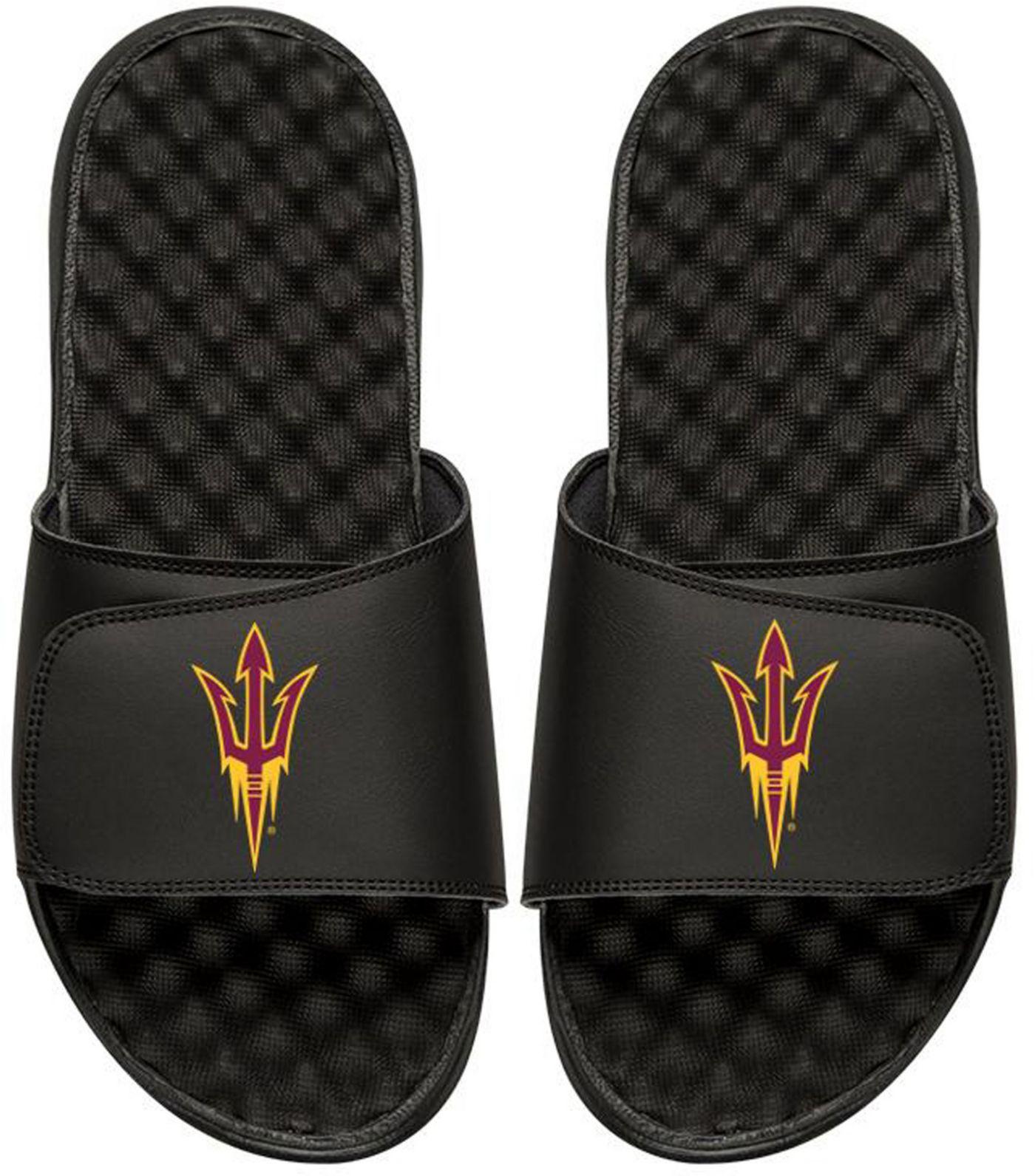 ISlide Arizona State Sun Devils Logo Slide Sandals