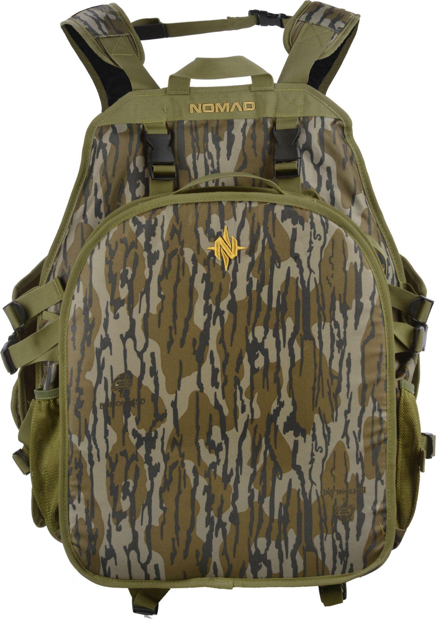 Nomad Turkey Hunting Vest, Men's, Brown thumbnail