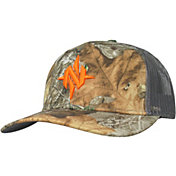 NOMAD Men's Camo Trucker Hat
