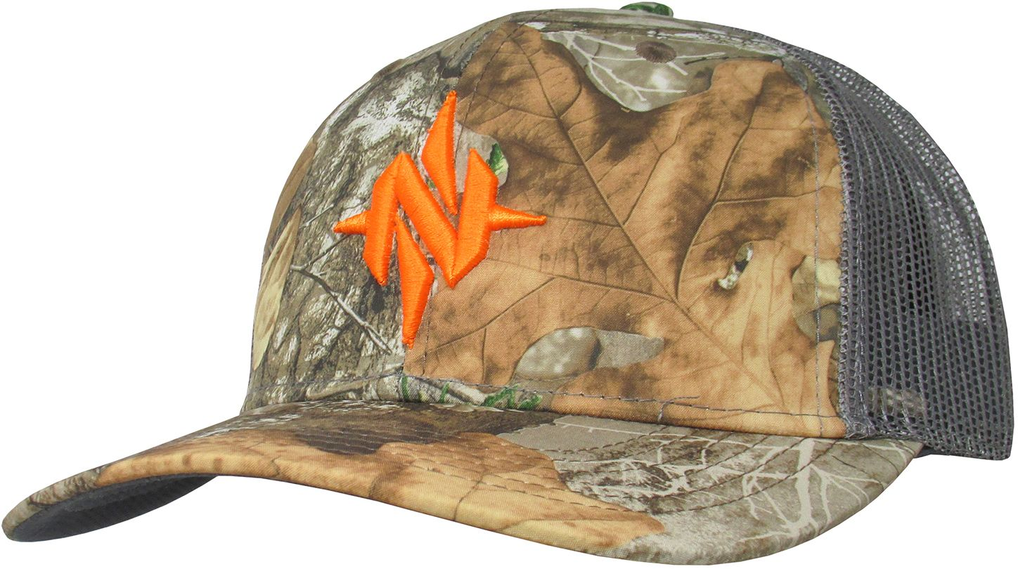 NOMAD Men's Camo Trucker Hat, Size: One size, Green thumbnail