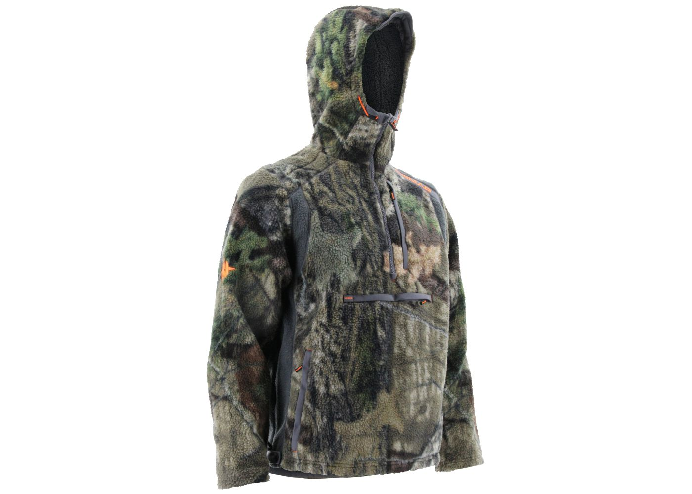 NOMAD Cottonwood 1/2 Zip Hunting Jacket