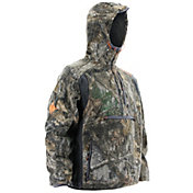 NOMAD Cottonwood 1/2 Zip Hunting Jacket