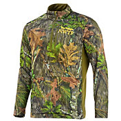 NOMAD Men's NWTF 1/4 Zip Fleece Hunting Jacket