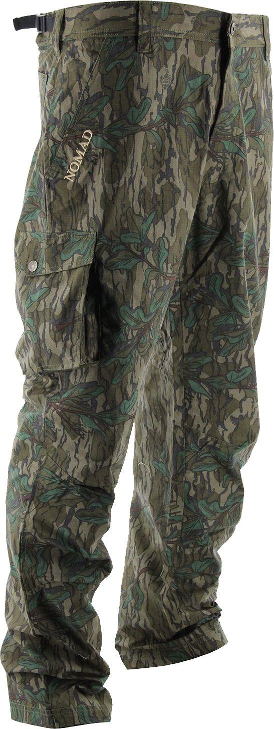 Nomad Men's Nwtf Turkey Hunting Pants, Size: Medium, Mossy Oak Greenleaf thumbnail