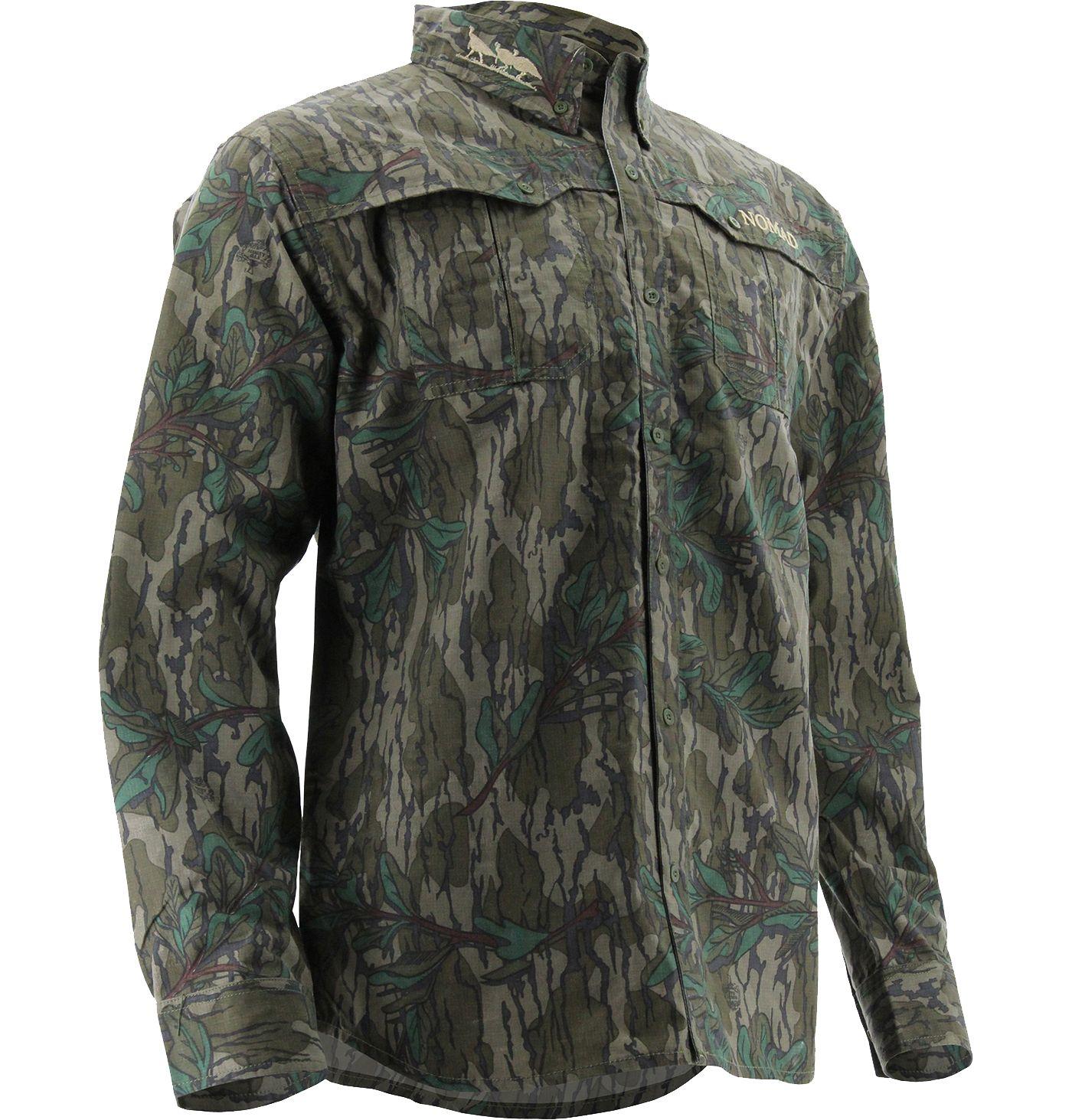 NOMAD Men's NWTF Long Sleeve Shirt