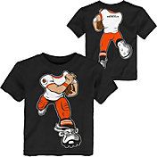 NFL Team Apparel Toddler Cincinnati Bengals Rush Black T-Shirt