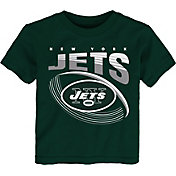 NFL Team Apparel Toddler New York Jets Vortex Green T-Shirt