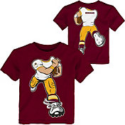 NFL Team Apparel Toddler Washington Redskins Rush Red T-Shirt