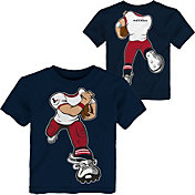 NFL Team Apparel Toddler Houston Texans Rush Navy T-Shirt