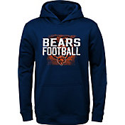 NFL Team Apparel Youth Chicago Bears Attitude Pullover Hoodie