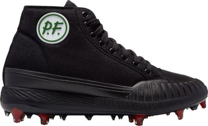 P.F. Flyers Men s Sandlot Center Hi Molded Baseball Cleats  53309f2ab