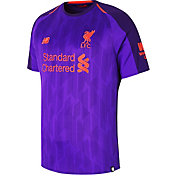 New Balance Men's Liverpool 2018 Stadium Away Replica Jersey