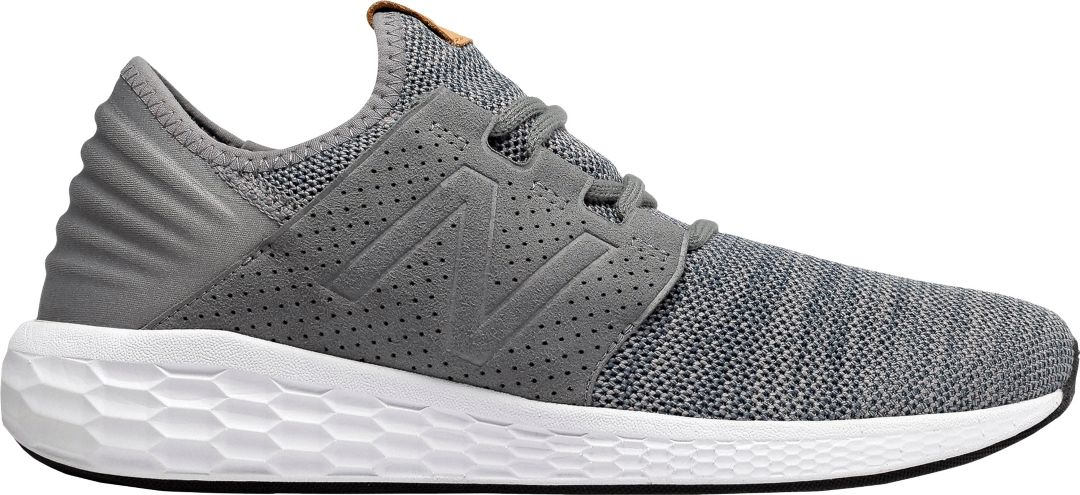 selected material unique style new style New Balance Men's Fresh Foam Cruz v2 Knit Running Shoes