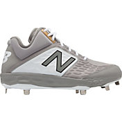 New Balance Men's 3000 V4 Metal Mid Baseball Cleats