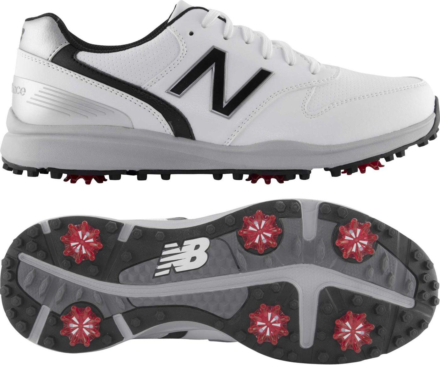 New Balance Men's Sweeper Golf Shoes