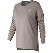 New Balance Women's 247 Sport Long Sleeve Shirt