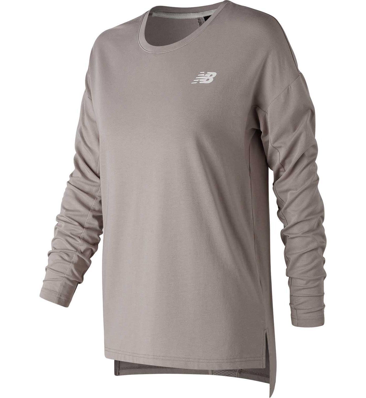 New Balance Women's 247 Sport Long Sleeve Shirt