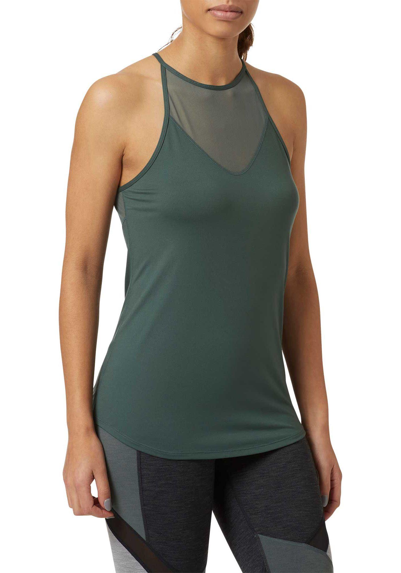 New Balance Women's Captivate Keyhole Tank Top