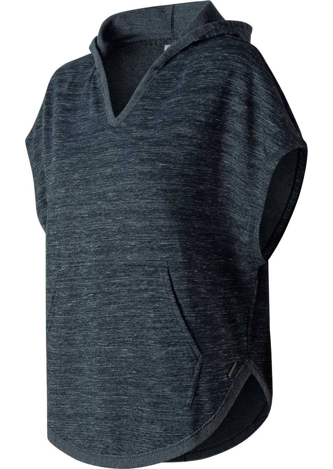 5b2a8c7358111 New Balance Women's NB Release Hooded T-Shirt