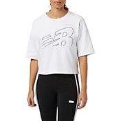 New Balance Women's Athletics Crop Jersey