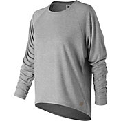 New Balance Women's NB Release Open Back Long Sleeve Shirt