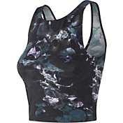 New Balance Women's Printed Evolve Cropped Tank