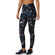 New Balance Women's Printed Evolve 7/8 Tights
