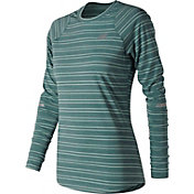 New Balance Women's Seasonless Long Sleeve T-Shirt
