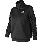 New Balance Women's Essentials Half-Zip Pullover