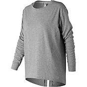 New Balance Women's Studio Relaxed Long Sleeve Shirt