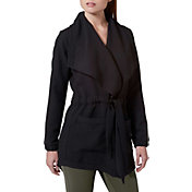 New Balance Women's Studio Tie Waist Jacket