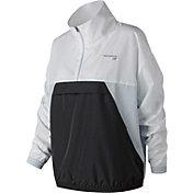 b8518b094c3d2 Product Image · New Balance Women's Athletics Windbreaker Jacket