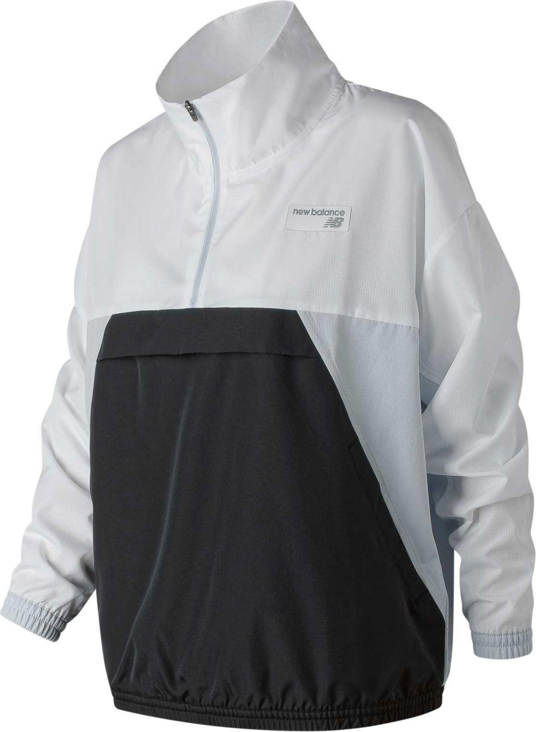 ee816218544e6 New Balance Women's Athletics Windbreaker Jacket | DICK'S Sporting Goods