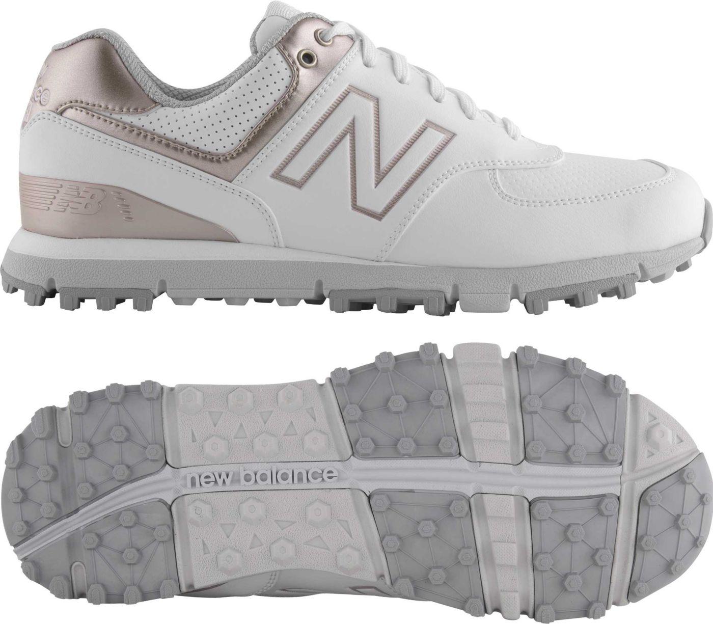 New Balance Women's 574 SL Golf Shoes