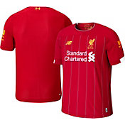 22ec921f0b6 Product Image · New Balance Youth Liverpool  19 Stadium Home Replica Jersey