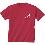 New World Graphics Men's Alabama Crimson Tide Crimson Tailgate T-Shirt