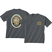 New World Graphics Men's Auburn Tigers Grey Tradition T-Shirt