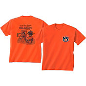 New World Graphics Men's Auburn Tigers Orange Tailgate T-Shirt