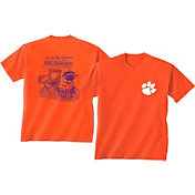 New World Graphics Men's Clemson Tigers Orange Tailgate T-Shirt