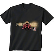 New World Graphics Youth Florida State Seminoles Player Black T-Shirt
