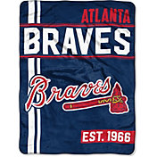 Northwest Atlanta Braves Walk Off Micro Raschel Throw