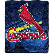 Northwest St. Louis Cardinals Big Stick Sherpa Throw