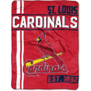 Northwest St. Louis Cardinals Walk Off Micro Raschel Throw