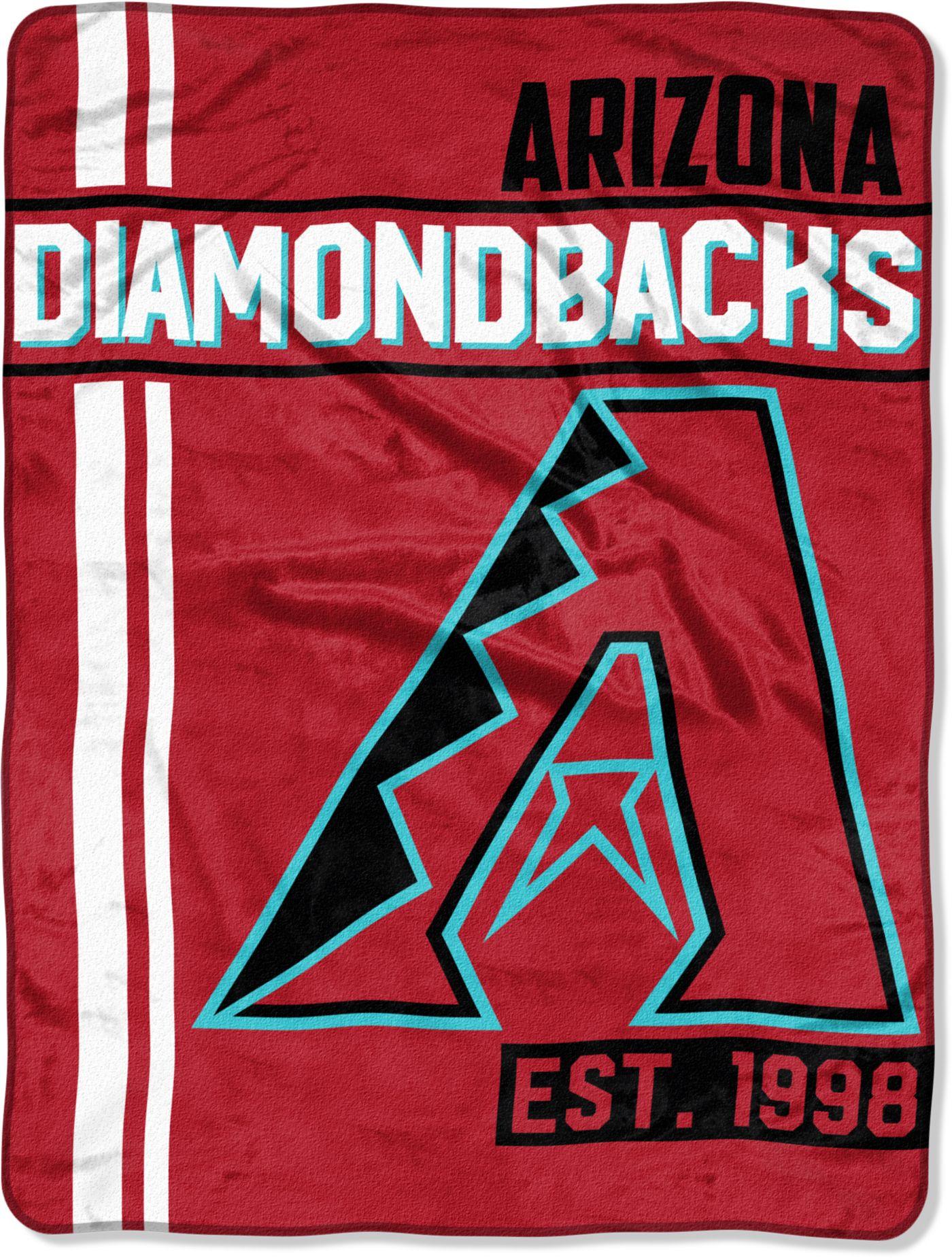 Northwest Arizona Diamondbacks Walk Off Micro Raschel Throw