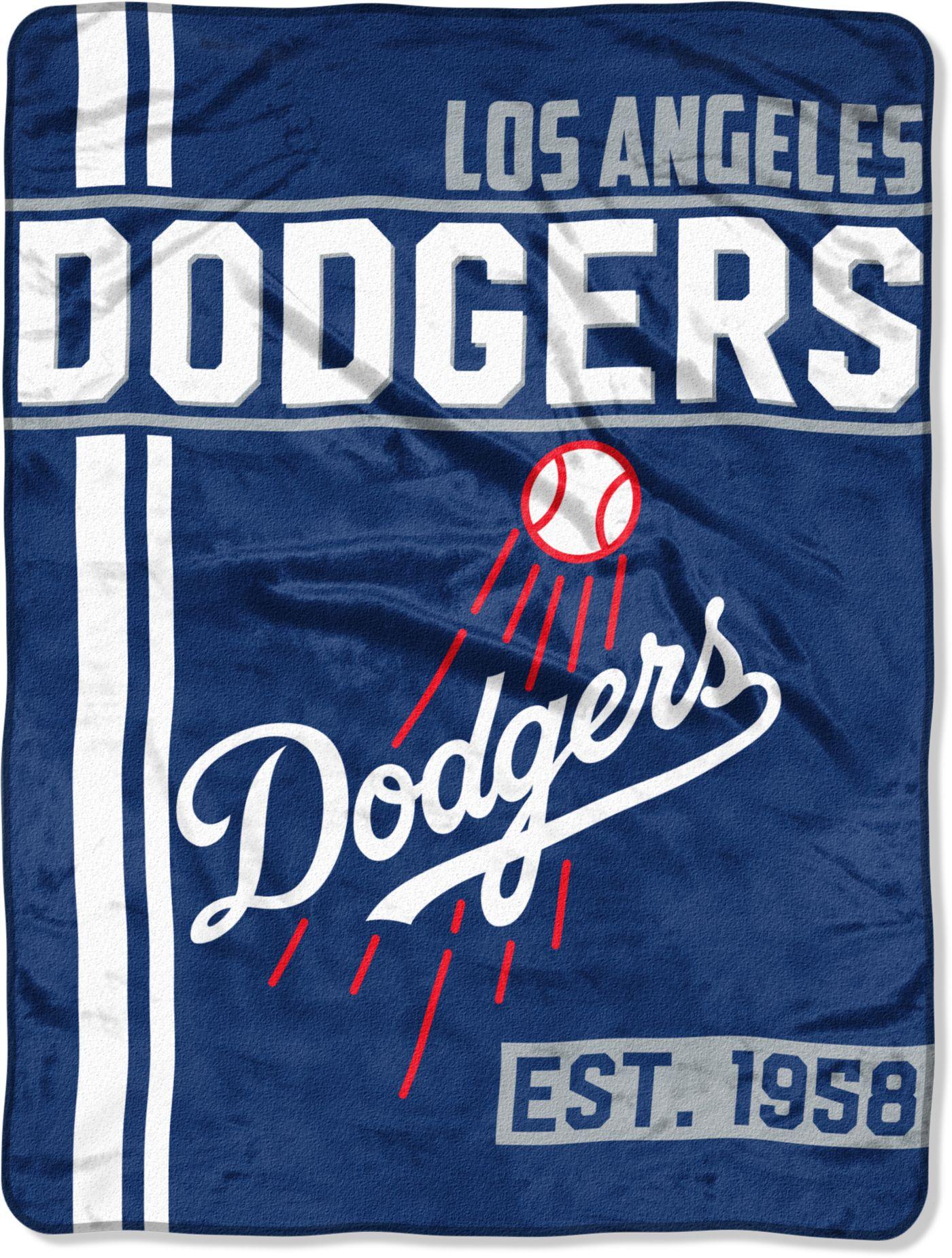 Northwest Brooklyn Dodgers Walk Off Micro Raschel Throw
