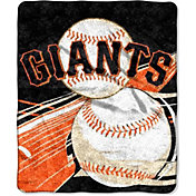 Northwest San Francisco Giants Big Stick Sherpa Throw