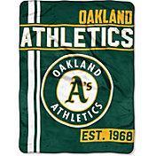 Northwest Oakland Athletics Walk Off Micro Raschel Throw