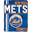 Northwest New York Mets Walk Off Micro Raschel Throw